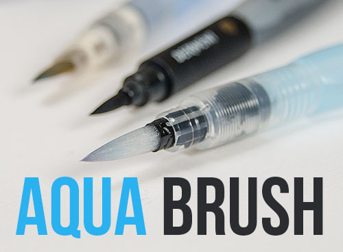 aqua brush title